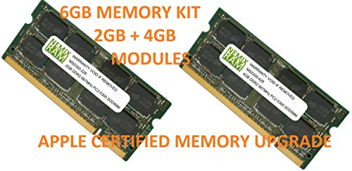 New 2007 4GB 2x2GB Apple iMac Memory PC2-5300