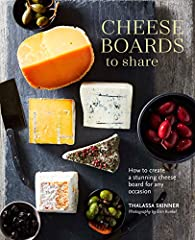 Providing everything you need to know in order to present and feast upon your perfect cheeseboard, this book features 25 themed boards as well as accompaniments and essential practical information on cheese.Cheese boards are the ideal fuss-fr...