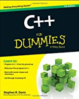C++ For Dummies, 7th Edition Front Cover