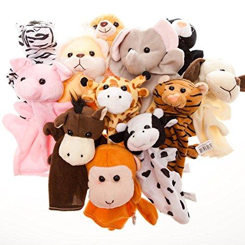 Fun Express Preschool Kindergarten Puppets