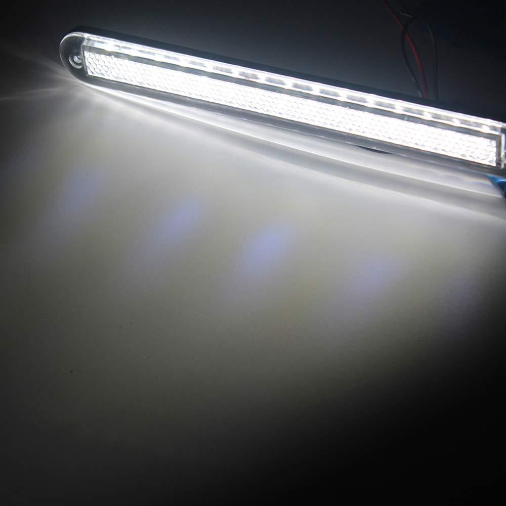 ZONCENG1 Bande Lumineuse LED pour Bateau 12 V
