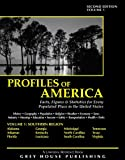 Profiles of America : Facts, Figures and Statistics for Every Populated Place in the United States, David Garoogian, 1891482807
