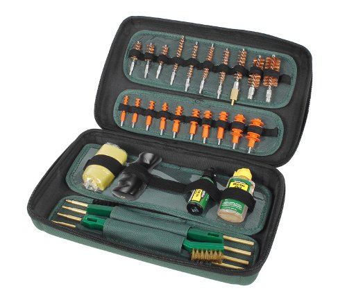 Remington Squeeg-E Universal Rod Cleaning System, Green