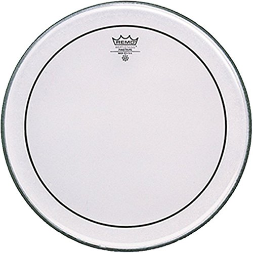 Remo PS0313-MP Clear Pinstripe Marching Tenor Drum Head (13-Inch) - Remo Clear Pinstripe Head