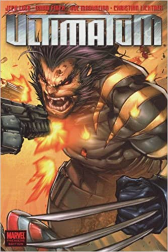 Amazon. Com: ultimatum (marvel premiere editions) (9780785134343.