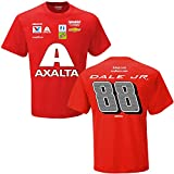 Dale Earnhardt Jr 2017 Axalta Uniform NASCAR T-Shirt (XLarge)