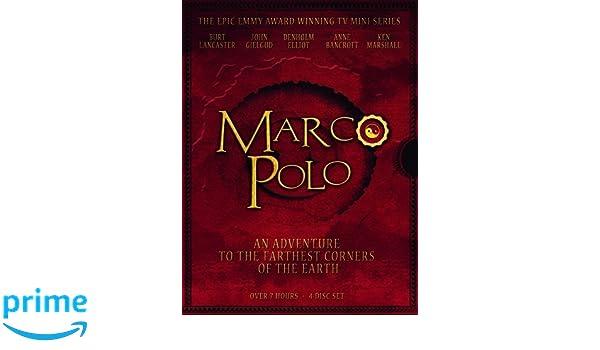 Marco Polo [1982] [DVD] [Reino Unido]: Amazon.es: Burt Lancaster ...