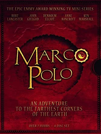 Marco Polo [1982] [DVD] by Burt Lancaster: Amazon.es: Burt ...