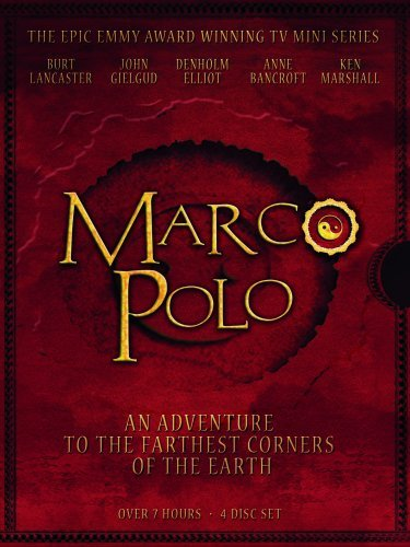 Marco Polo [1982] [DVD] by Burt Lancaster: Amazon.es: Burt ...