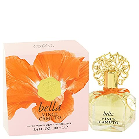 Vince Camuto Bella FOR WOMEN by Parlux Fragrances - 3.4 oz EDP Spray - Parlux Fragrances Spray