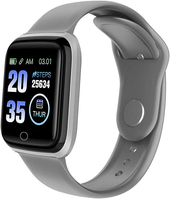 OPALLEY M6 Reloj Inteligente, Niños Hombre Mujer Smartwatch ...