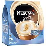 Nescafe Latte Caramel (20 Stick) Pouch, 500g