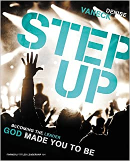 Descargar Libro Patria Step Up: Becoming The Leader God Made You To Be Ebook Gratis Epub