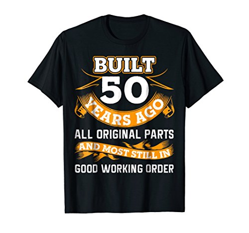Funny 50th Birthday Shirts 50 Years Old Gifts for $<!--$16.99-->