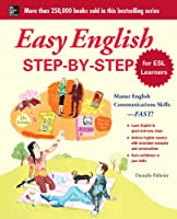 Easy English Step-by-Step for ESL Learners Front Cover