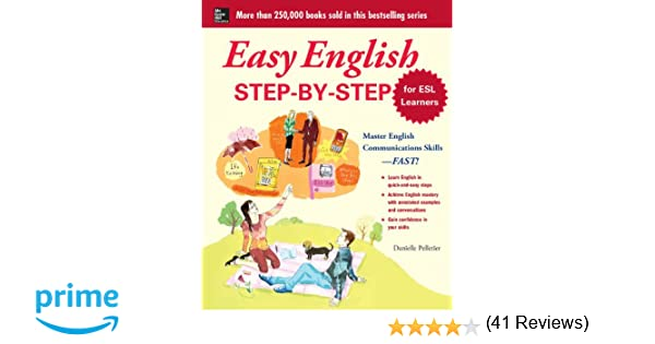 Easy English Step-by-Step for ESL Learners: Master English ...