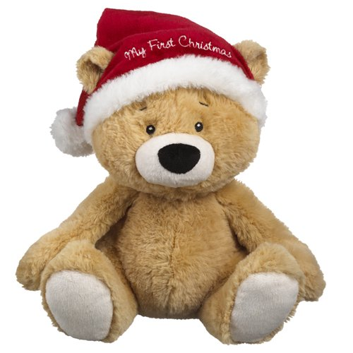 (Ganz My First Christmas Bear)