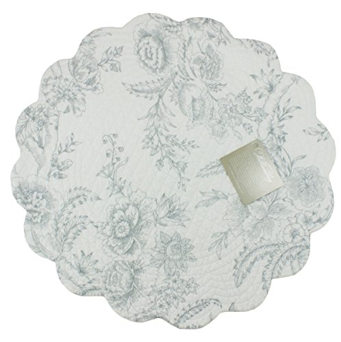 100 cotton quilted placemats - 8