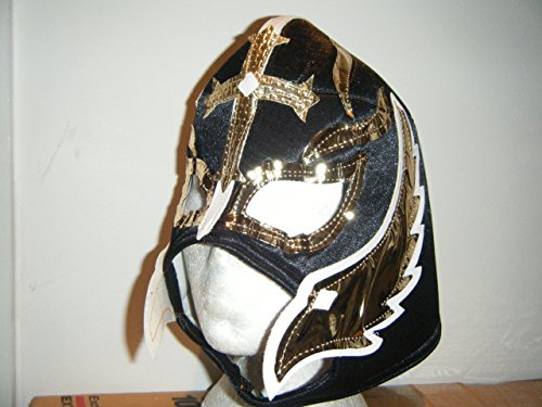 SOPHZZZZ Rey Mysterio Adult Tie Up Mask]()