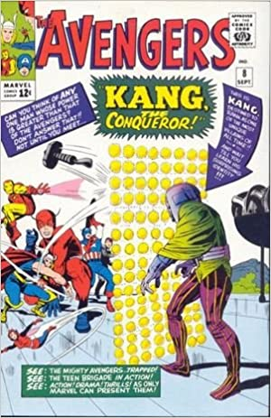 Image result for 1st appearance of kang