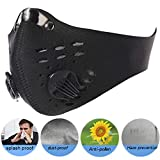 IvyH Dust-Proof Face Cover, Sport Mouth Cover