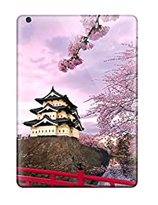 TERRI L COX's Shop New Style Ipad Air Case Cover Hirosaki Castle Japan Case - Eco-friendly Packaging