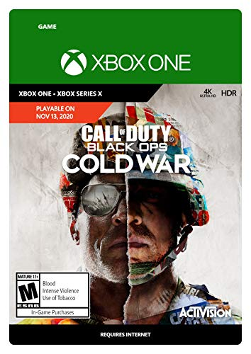 Call of Duty: Black Ops Cold War Standard Edition - Xbox One [Digital Code]
