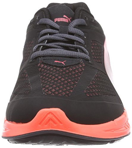 PUMA IGNITE Mesh Wn's - Zapatillas de running para mujer negro - Schwarz (black-cayenne 01)