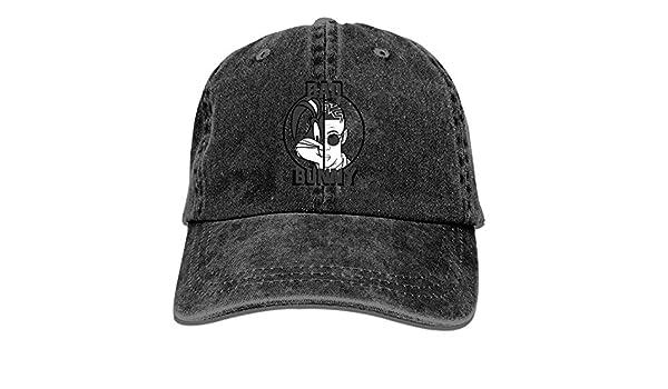 LUXNG - Gorra de béisbol - para hombre Bad Bunny 6 Taille unique ...