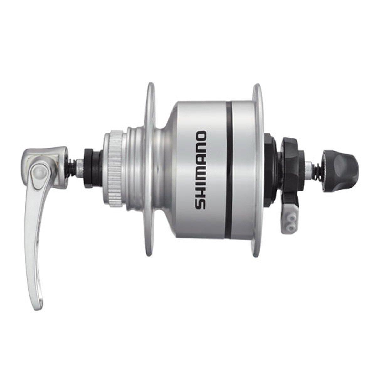 Shimano Dynamo Front Hub 36h DH-3D72 Centerlock [並行輸入品] B077QQR6Z7