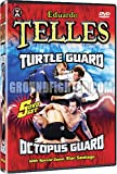 TURTLE & OCTOPUS GUARD STARRING EDUARDO TELLES, 7 VOLUMES ON 5 DVD'S
