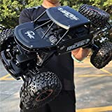 remote control big foot - Super Fast Off-Road Four-Wheel Drive Charging Dynamic Wireless Remote Control car boy high Speed Big Foot Climbing Racing Children's Toys