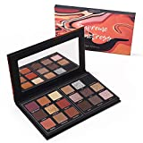 Matte Eyeshadow Palette Pro 18 Colors Pigmented