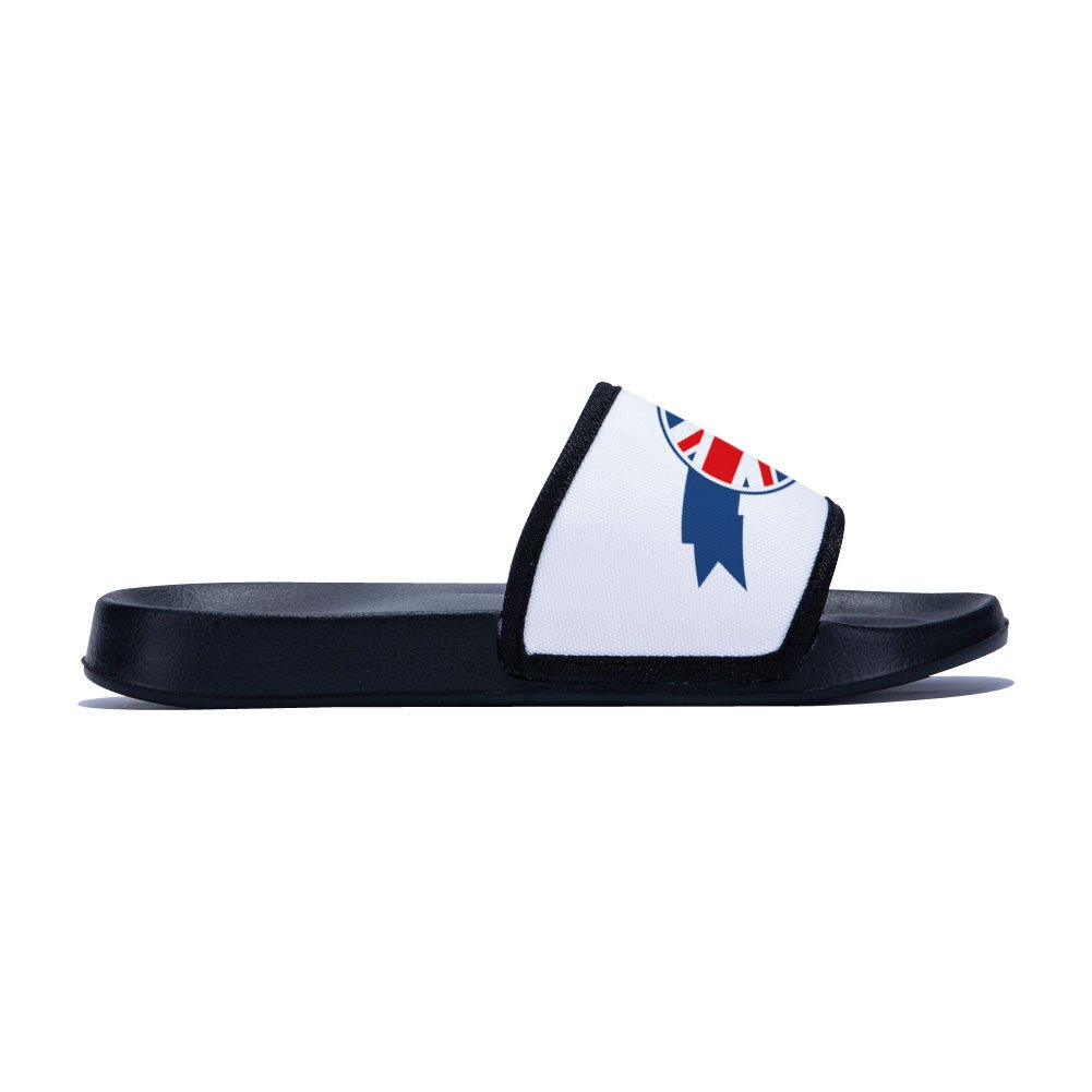 XINBONG Boys Girls Anti-Slip Shower Sandals Couple Use Beach Pool Bathroom Gym Household Slippers