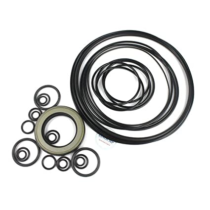 3 Month Warranty EX120-2 Center Joint Seal Kits SINOCMP Seal Kits for Hitachi EX120-2 Excavator Parts