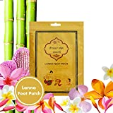 Thailand All Natural Herb Foot Patch/Foot Pads Spa -Health for your family(10pc/5pairs)
