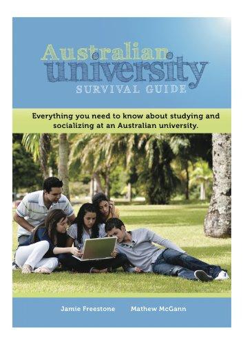 Download The Australian University Survival Guide Pdf