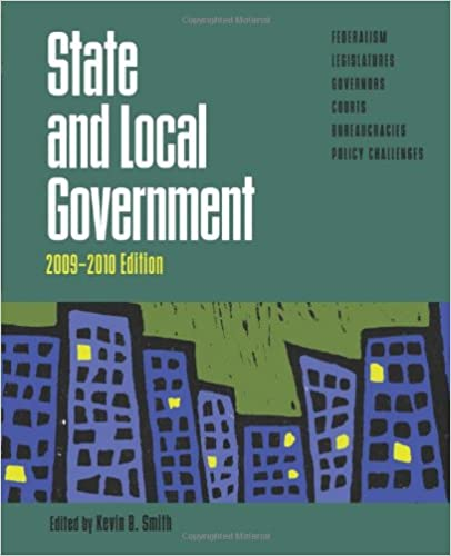 State And Local Government 2009-2010 (State and Local Government)