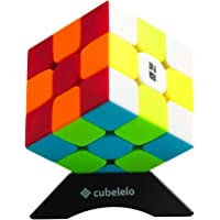 Cubelelo QiYi Warrior S 3x3 Stickerless Speed Cube Magic Puzzle