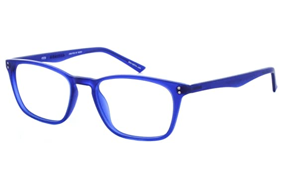 cf792e229c Image Unavailable. Image not available for. Color  Eco Seine Eyeglass Frames  - Dark Blue