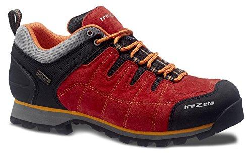 TREZETA Shoes Uomo Hurricane EVO LOW WP Red Red