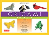 Origami Animals Kit: Make Colorful and Easy Origami Animals: Kit Includes Origami Book, 98 High-Quality Papers and 45 Original Projects