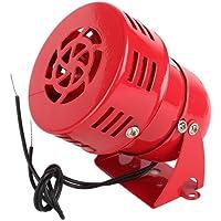 BQLZR Industrial AC 110V 110dB MS-190 Alarm Sound Motor High Power Buzzer Siren