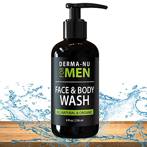 Daily Facial Cleanser Body Derma nu