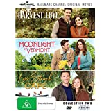 Hallmark 3 Film Collection (Harvest Love/Moonlight in Vermont/Love Struck Cafe)