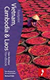 Front cover for the book Vietnam, Cambodia & Laos Handbook, 4th (Footprint - Handbooks) by Claire Boobbyer