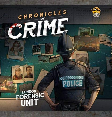 uplay Chronicles of Crime, Multicolor, chcr: Amazon.es: Juguetes y ...