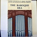 Baroque Era 9780393096828