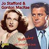 Jo Stafford: Yesterday - The Definitive Duo [ORIGINAL RECORDINGS REM