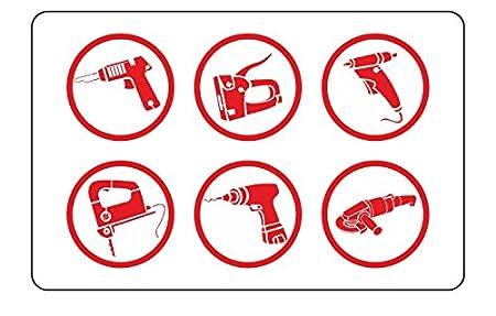 Tayg Maleta herramientas eectricas n 43 401 x 352 x 156 mm.